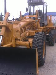 тяжелый автогрейдер ДЗ-98
