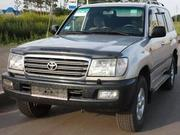 Toyota Land Cruiser 105 2005г.в.