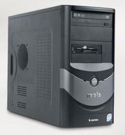 Cистемный блок:K-Systems Irbi Клавиатура: Oklick 780L  Мышь: A4Tech X7